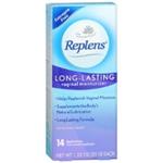 Replens Long-Lasting Vaginal Moisturizer (35 G - 14 Applications)
