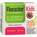 Florastor Dietary Supplement for Kids 250mg- 20 Packets