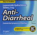 Ohm Anti-Diarrheal 24 Caplets