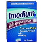 Imodium Multi-Symptom Relief 30 Caplets