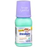 Imodium Anti-Diarrheal For Ages 6+ 4 fl oz