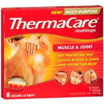 Thermacare HeatWraps Muscle Pain Therapy