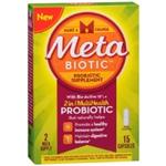 META-BIOTIC 15 CAPSULES