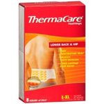 ThermaCare HEATWRAPS Back pain Therapy