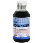 QC COLA SYRUP 4 FL.OZ.