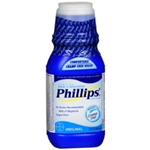 PHILLIPS MILK OF MAGNESIA ORIGIONAL12 FL.OZ.