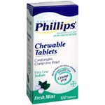 PHILIIPS CHEWABLE TABLETS 100 TABLETS