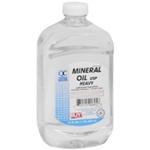 QC MINERAL OIL 16 FL.OZ.
