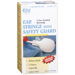 Cara Ear Syringe with Safety Guard 2 oz Capacity