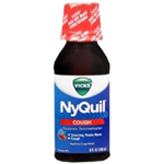 VICKS NYQUIL COUGH 8 FL.OZ.