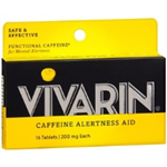 VIVARIN ALERTNESS AID 16 TABLETS