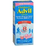 Children's Advil Bubble Gum Flavor 4 fl oz