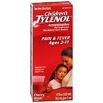 Children's Tylenol Cherry Blast 4 fl oz