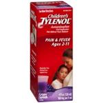 Children's Tylenol Grape Splash 4 fl oz