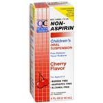 Quality Choice Children's Pain Relief Cherry Flavor 4 fl oz