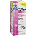Quality Choice Children's Pain Relief Bubblegum Flavor 4 fl oz