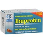 Quality Choice Ibuprofen 200 mg 100 Tablets