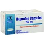 Quality Choice Ibuprofen 200 mg 40 Soft Gels