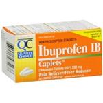Quality Choice Ibuprofen IB 200mg 50 Coated Caplets