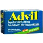 Advil 50 Coated Gel Caplets