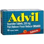 Advil 50 Coated Tablets