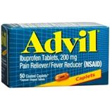 Advil 50 Coated Caplets