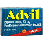 Advil 24 Coated Tablets