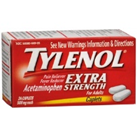 Tylenol Extra Strength 500 mg 24 Caplets