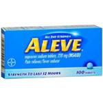 Aleve 100 Tablets