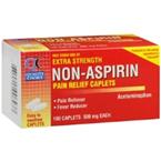 Quality Choice Extra Strength Pain Relief 100 Caplets