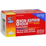 Quality Choice 8-Hour Pain Relief (650mg) 100 Caplets