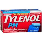 Tylenol PM 100 Caplets