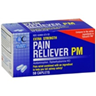 Quality Choice Pain Relief PM 50 Caplets