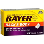 Bayer Back & Body Extra Strength