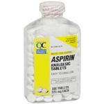 Aspirin 325mg 300 Tablets