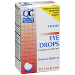 Quality Choice Eye Drops 0.5 fl oz