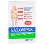 Salonpas Pain Relieving Patch (4 Patches)
