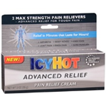 IcyHot Advanced Relief Pain Relief Cream (2 Oz.)