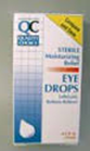 Quality Choice Sterile Eye Drops Moisturizing Relief 0.5 fl oz