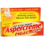 Aspercreme Heat Gel (2.5 Oz.)
