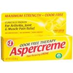 Aspercreme Pain Relieving Crème (3 Oz.)