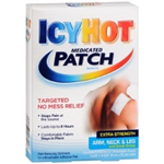 IcyHot Medicated Patch Arm, Neck & Leg(5 Patches)