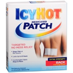 IcyHot Medicated Patch Back(5 Patches)