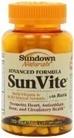 Sundown Naturals Advanced Formula SunVite 130 Tablets