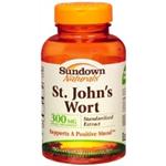 Sundown Naturals St. John's Wort 300 mg 150 Capsules