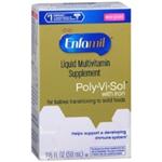 Enfamil Liquid Multivitamin with Iron Supplement 50 ml