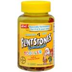 Flintstones Gummies Toddler 80 Gummies
