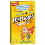 Flintstones Toddler 80 Chewable Tablets