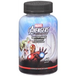 Marvel Avengers Complete Multi-vitamin Gummies 60 Pieces