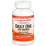 Windmill Daily One for Women 100 Tablets